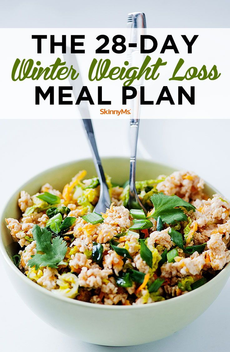 The 28-Day Winter Weight Loss Plan images