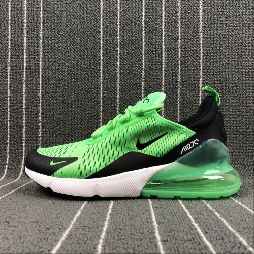 eb34de74cb2df Latest and Newest Nike Air Max 270 Latest Styles Running Shoes 2018 Flyknit  Green AH8050-301