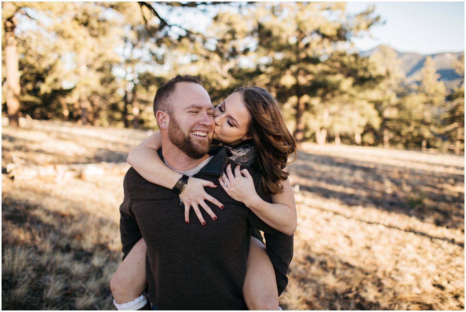 Where To Take Engagement Pictures In Colorado
