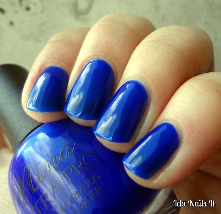 Nina Ultra Pro Cobalt | NAIL DESIGNS | Pinterest | Cobalt, Hair ...