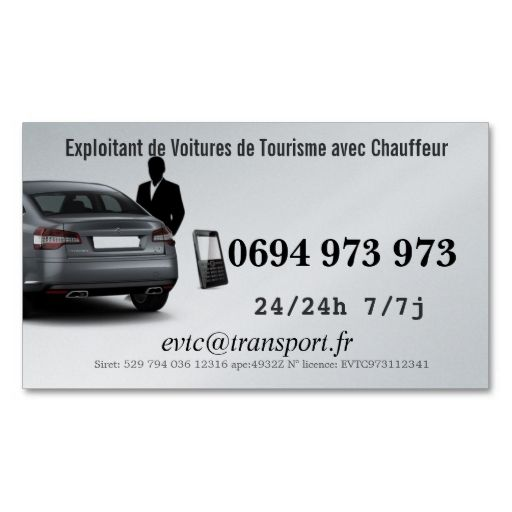 Driver Business Card