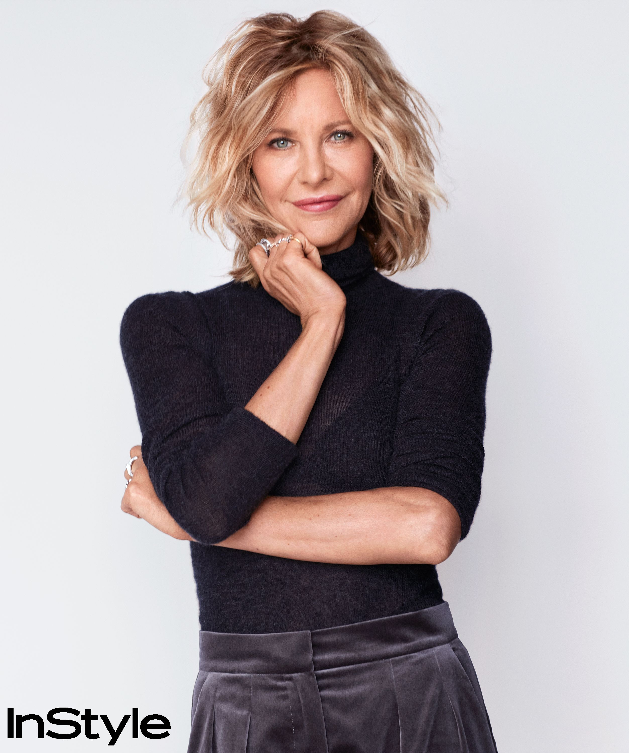 Meg Ryan Discusses Her Famous Hair