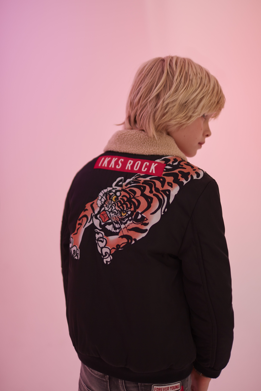IKKS a 30 ans ! Bombers tigre IKKS Junior #boystyle #fw17