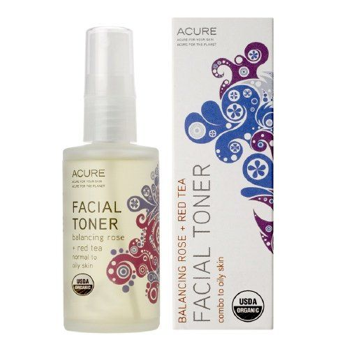 Acure Organics Facial Toner Combo To Oily Skin 2 Fl Oz