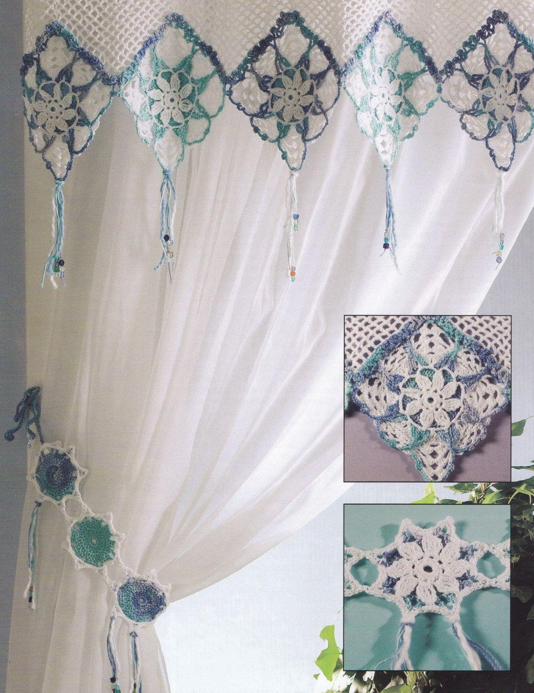 Celtic Crochet Home Accessories, Annie\'s Attic Crochet Pattern ...