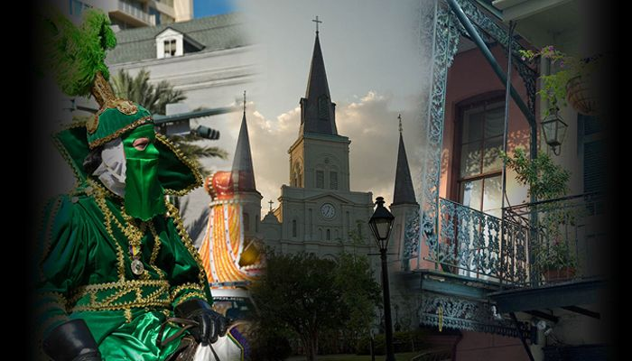 The History Of New Orleans Louisiana Traces The Citys Development