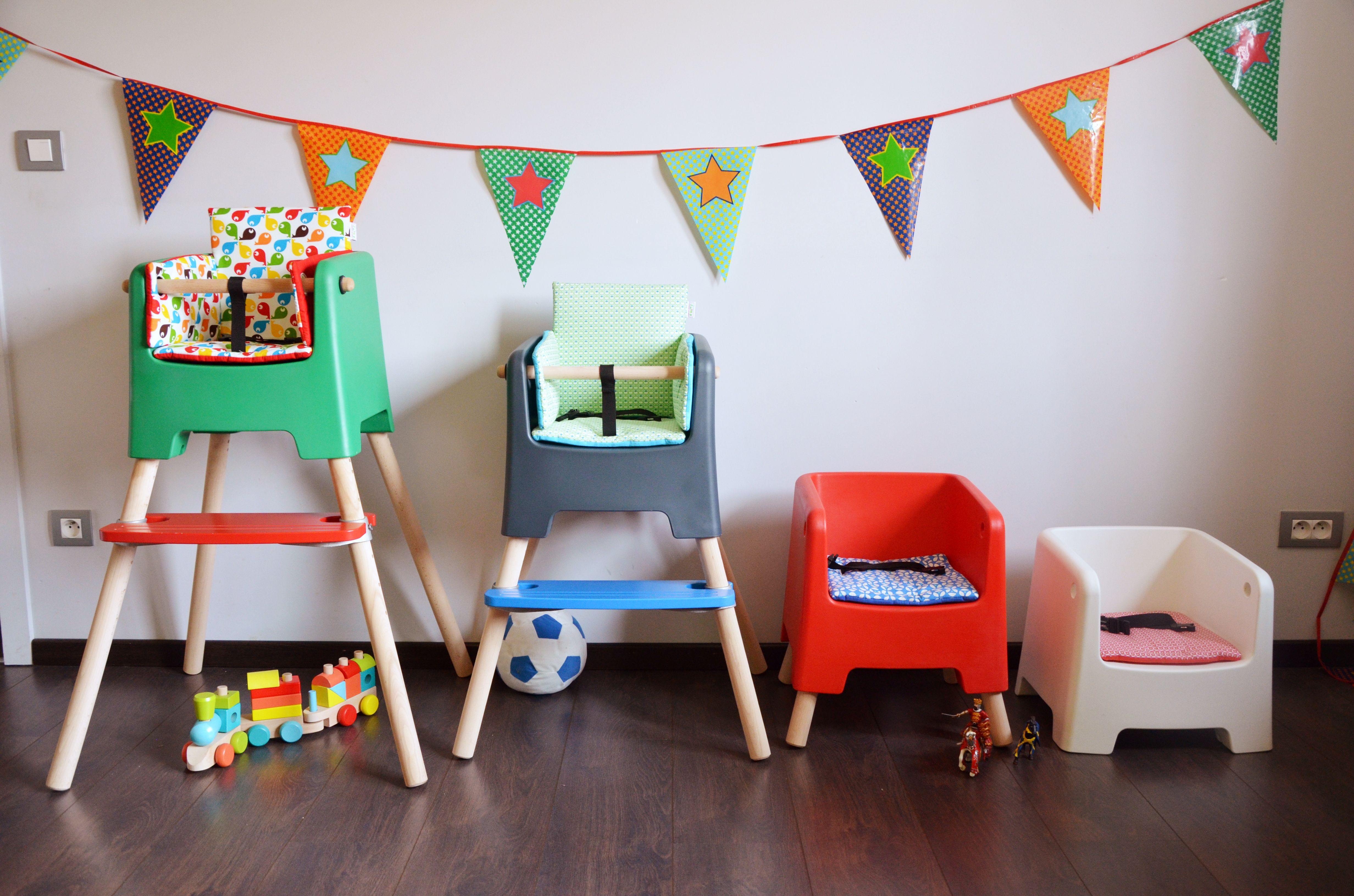 Kinderstoel voor aan een keukeneiland eettafel tekentafel en kan