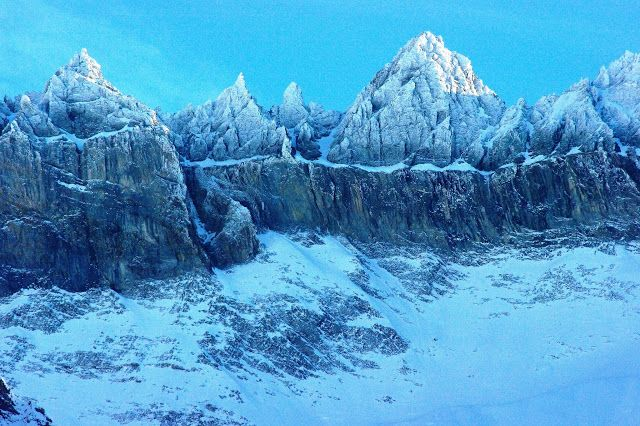 Swiss Tectonic Arena Sardona (Switzerland)
