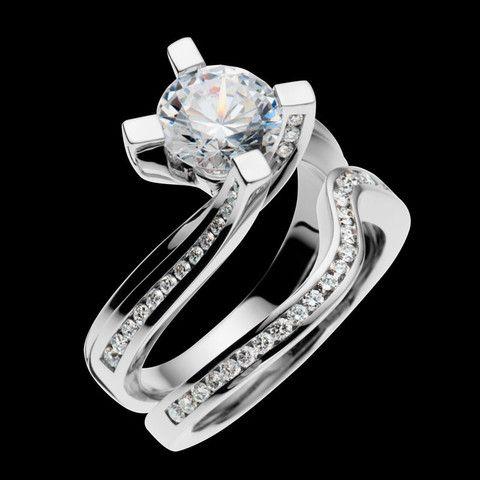 John Atencio Shiraz Engagement Ring I Want Pinterest