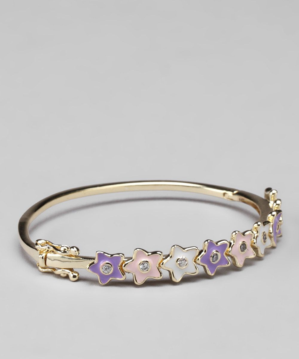 Goldplated star bangle kids clothes pinterest kids clothing