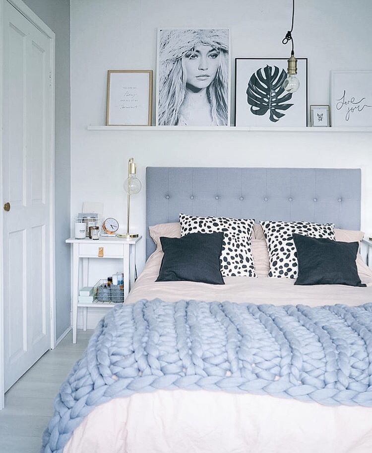 Mueble encima de la cama me gusta - Cubrepies de cama ...