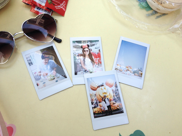 disney polaroids