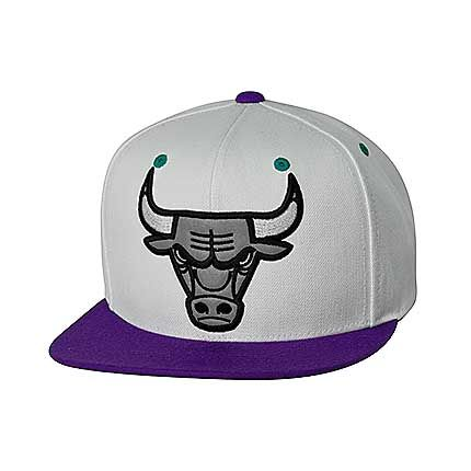 Chicago Bulls Grape Snapback   29.99  Bulls  Snapback  purple  Mitchell 8c35d70528d
