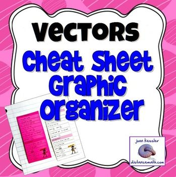 trigonometry precalculus vectors cheat sheet graphic organizer places the o 39 jays and graphic. Black Bedroom Furniture Sets. Home Design Ideas