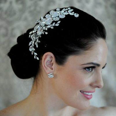 Bold Pears Couture Comb | Serendipity Tiaras