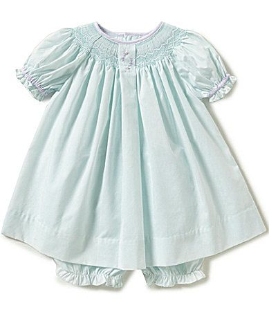 0d2af850bef Petit Ami Baby Girls 312 Months Smocked Dress  Dillards