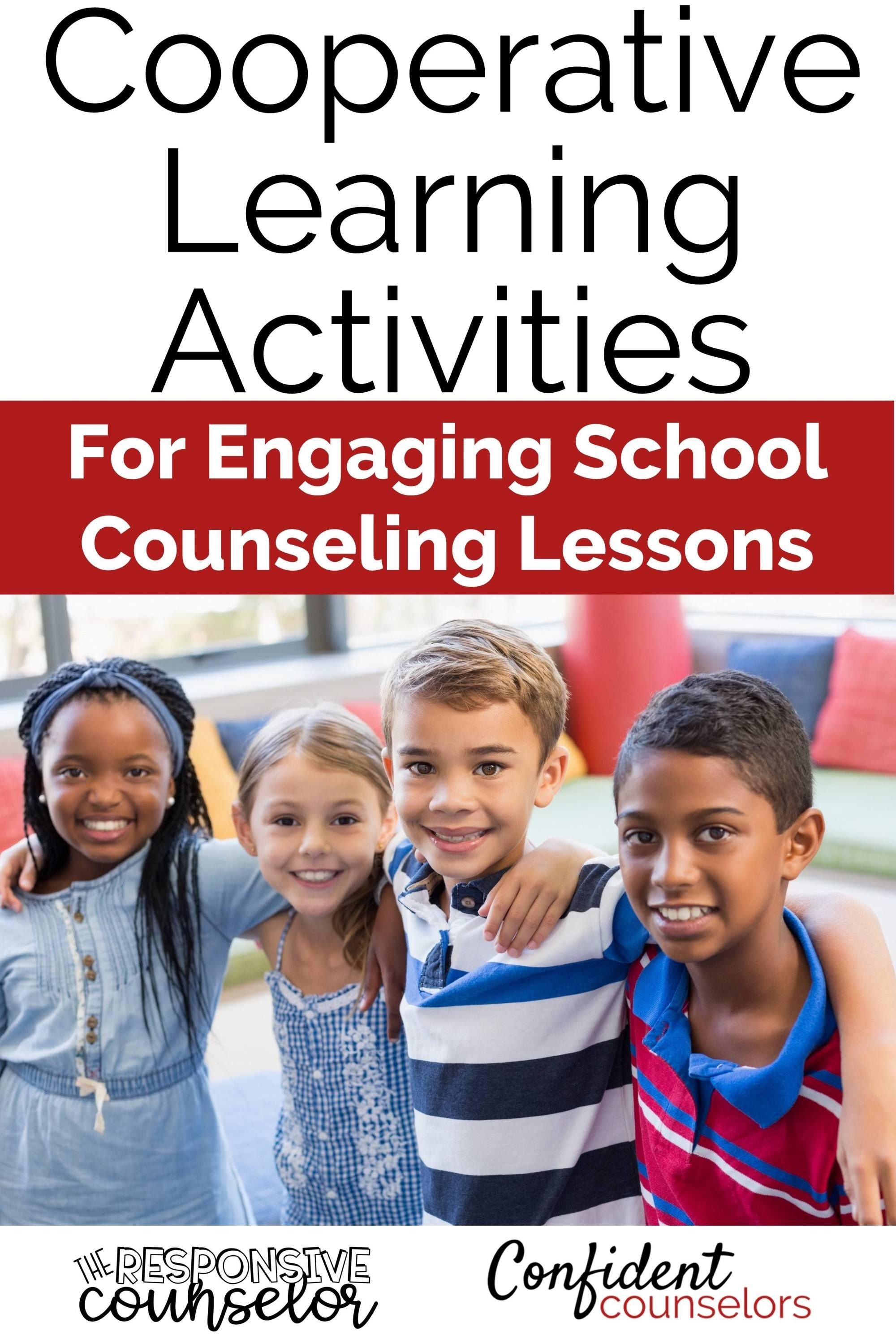 Cooperative Learning Activities In School Counseling