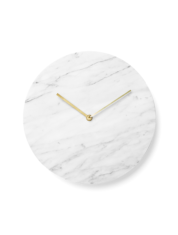 Marble Wall Clock White White Wall Clocks Marble Clock Wall Clock Design