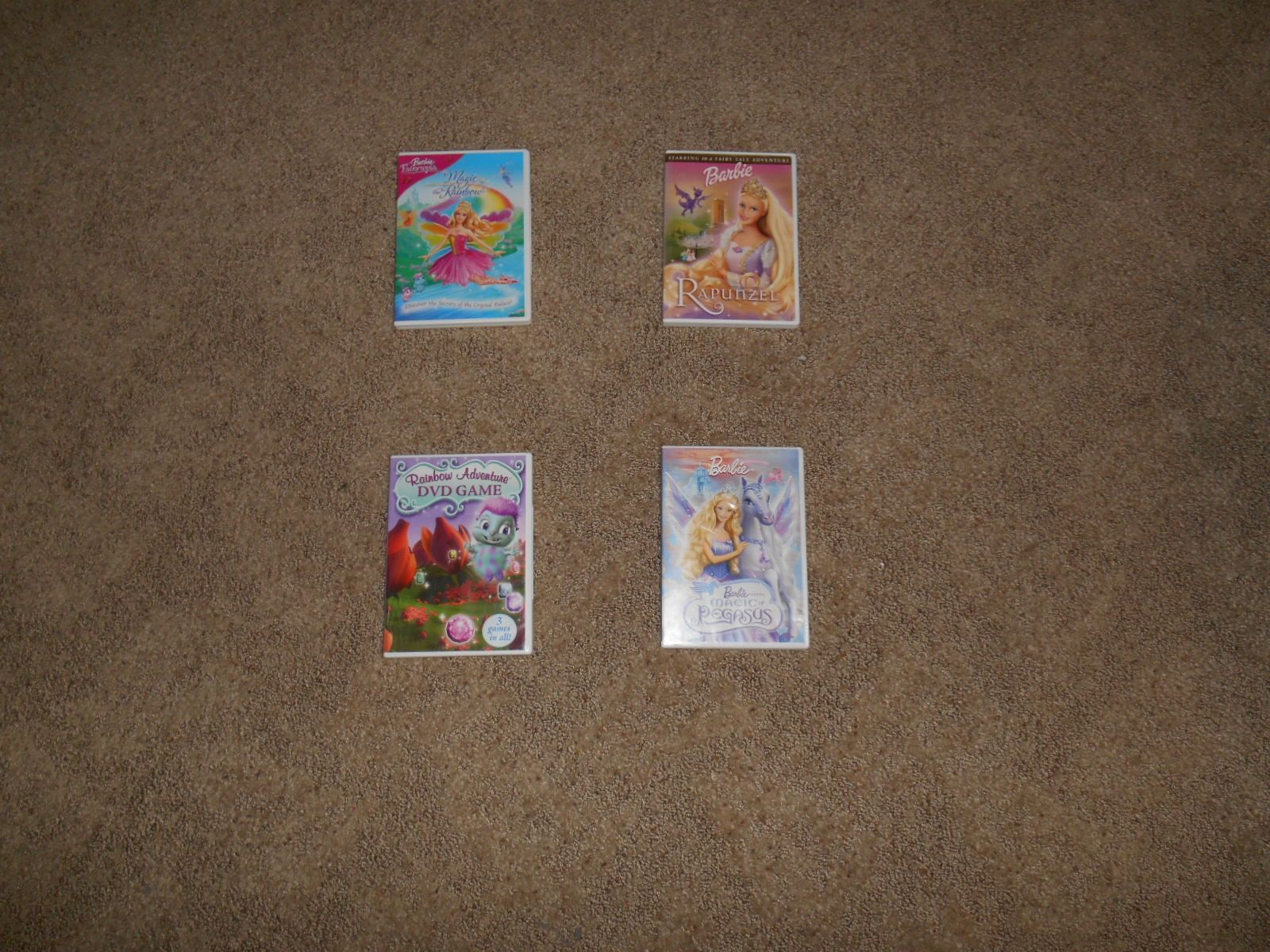 Barbie Collection Dvd