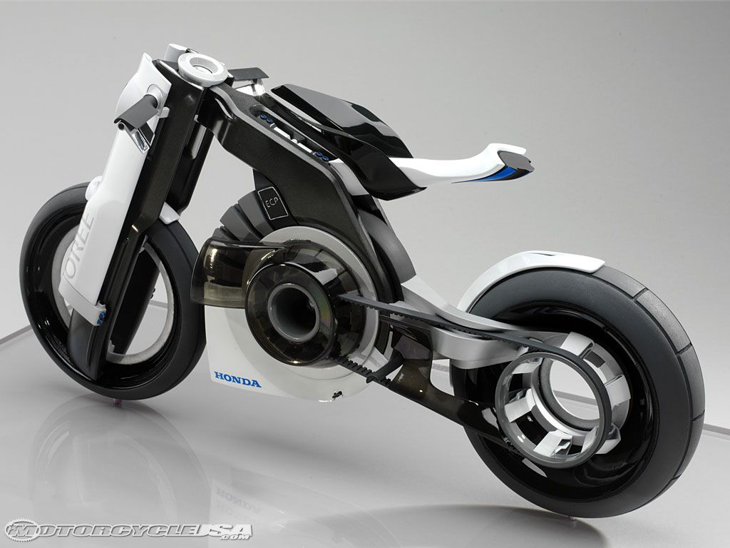 This Honda Oree Is One Hot Electric Concept Motorcycles