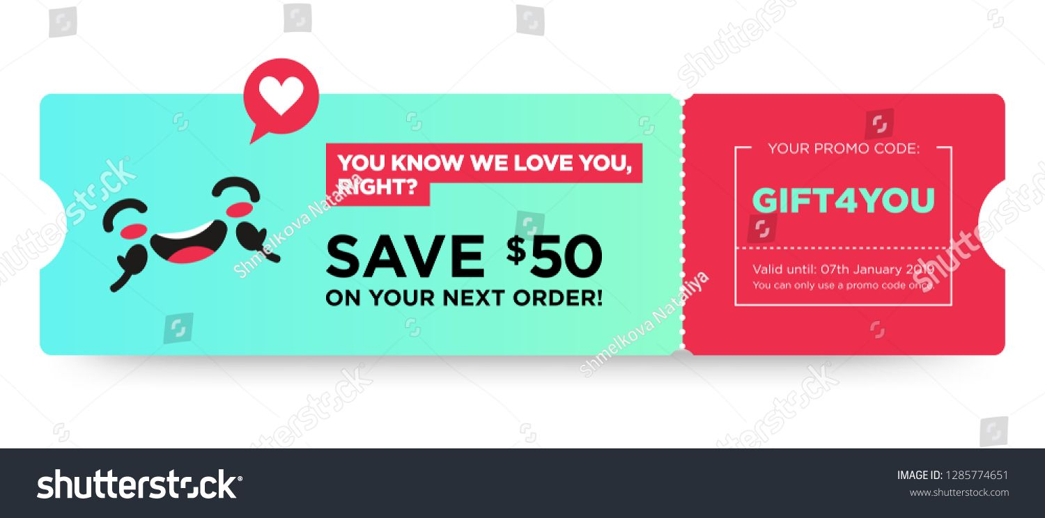 Gift Voucher With Coupon Code Restaurant Certificate Template With Cute Funny Asian Character Certificate Templates Creative Banners Asian Humor