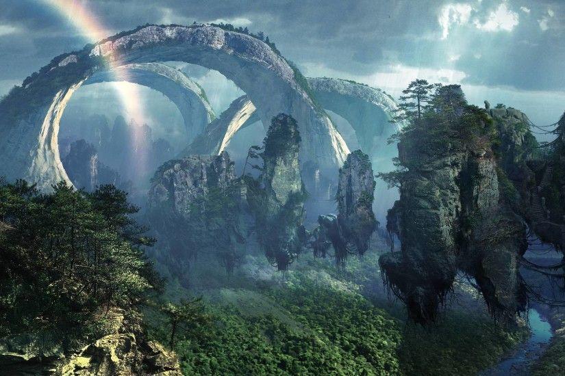 Epic Fantasy Landscape Wallpaper Vergapipe Fantasy Landscape Landscape Wallpaper Fantasy Art Landscapes