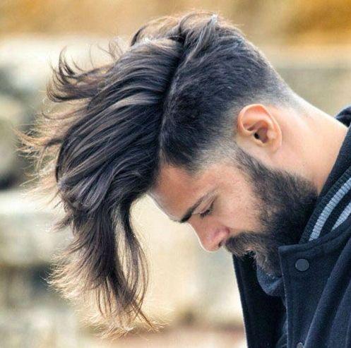 60 Ideas De Peinados De Hombres Modernos En Imagenes Undercut Hairstyles Mens Hairstyles Undercut Low Fade Haircut