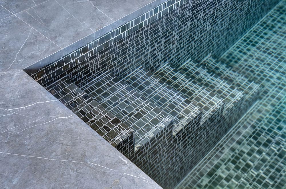 Indoor swimming pool by vsb wellness binnenzwembad gemaakt door