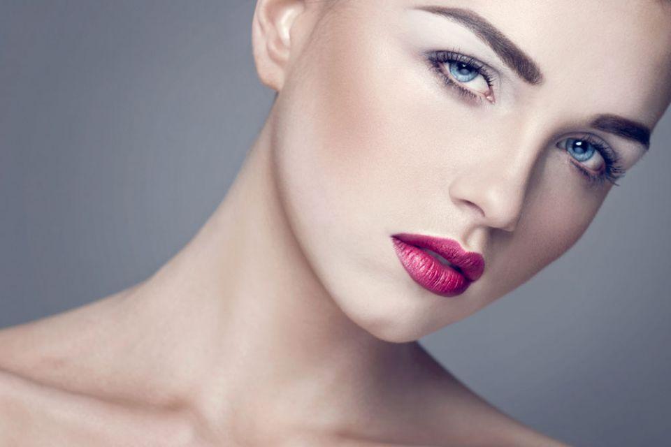 Edgy Commercial Fashion Beauty Headshot Photography Los