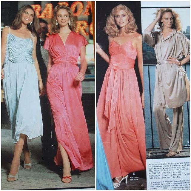 dear golden | vintage: Spiegel catalog