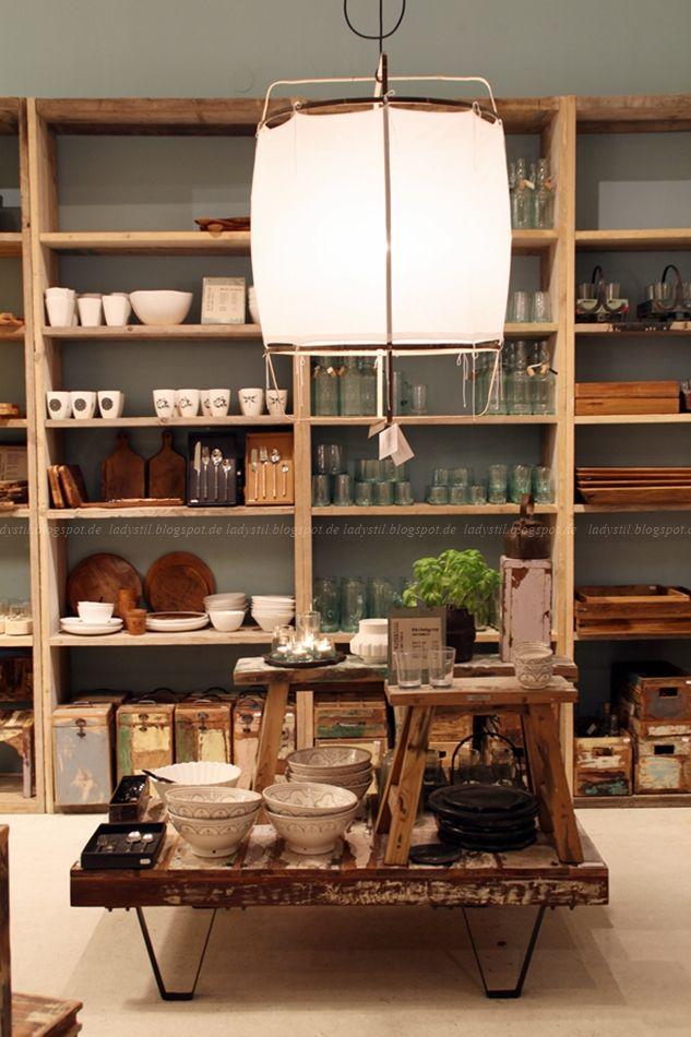 deko donnerstag mit vintage im industrie stil shops und messe eindr cke shops and fair. Black Bedroom Furniture Sets. Home Design Ideas