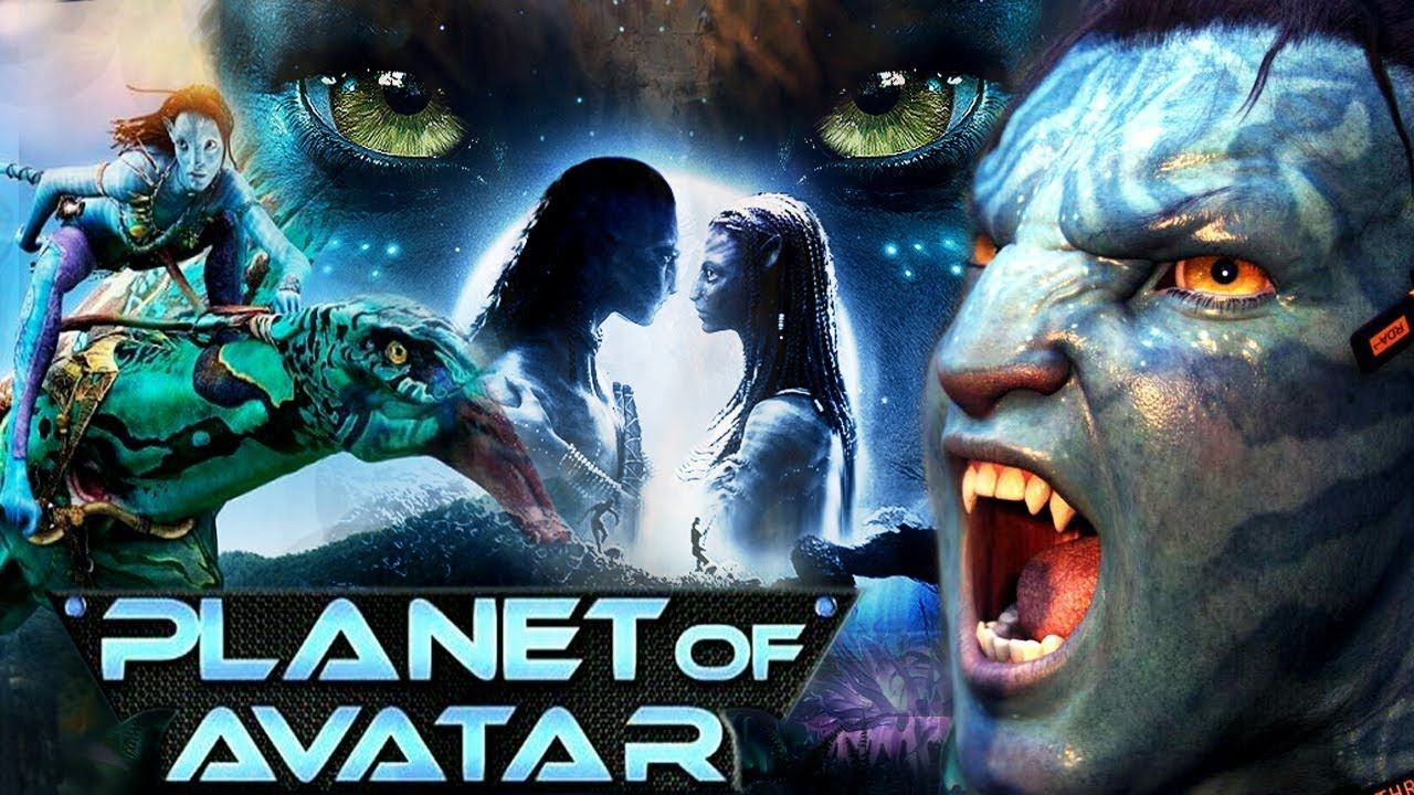 Planet Of Avatar Hollywood Movie In Hindi Dubbed Super Action