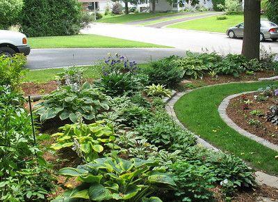 Hostas In My Garden A Violaann Outdoor Living Garden Hosta