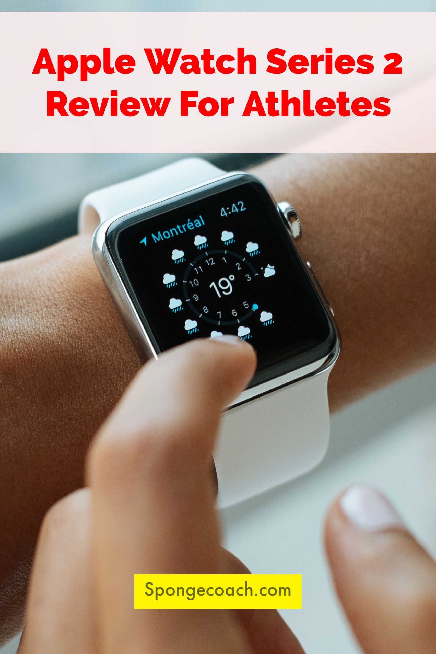 Apple Watch Series 2 Review For Athletes Apple watch