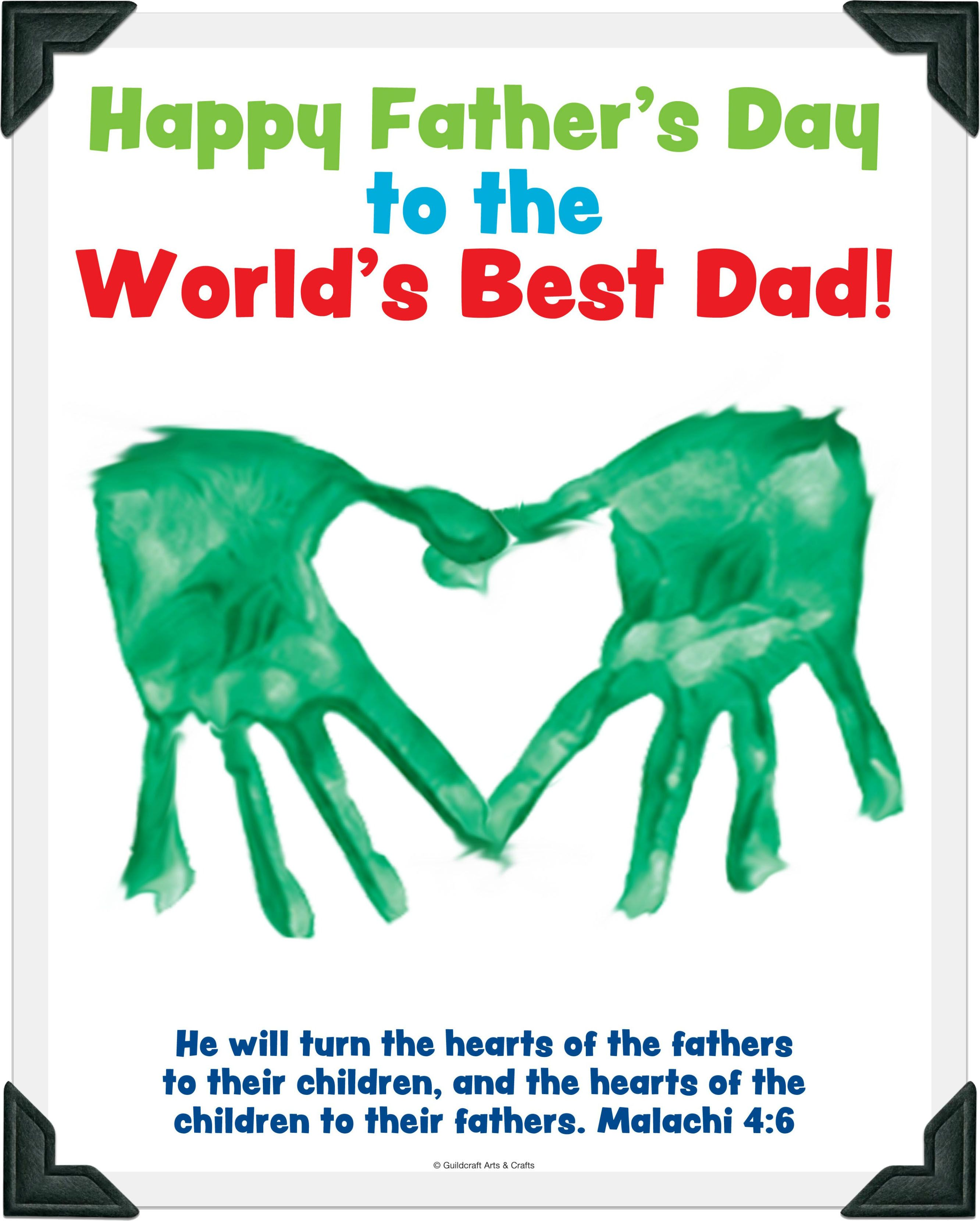 Father S Day Craft