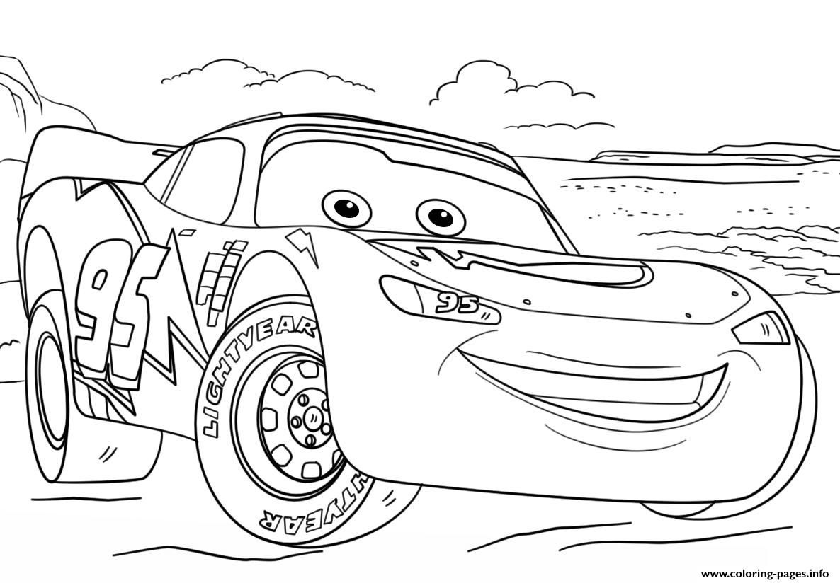 8 Printable Disney Cars Coloring Lightning Mcqueen Coloring Pages Cars Coloring Pages Disney Coloring Pages