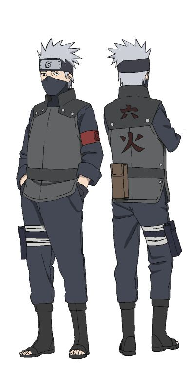 kakashi outfit devianart - Pesquisa Google