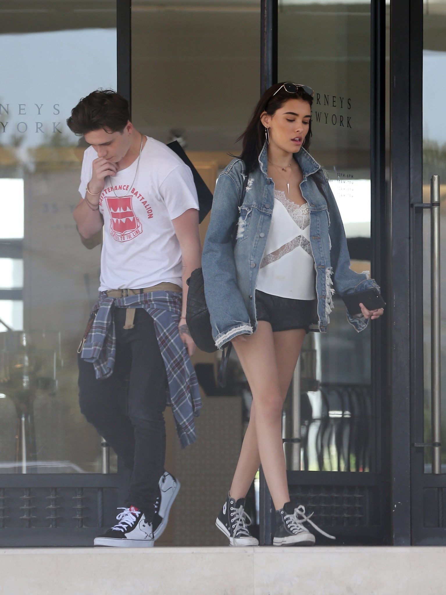 b2aa02bbd6 Madison Beer Brooklyn Beckham
