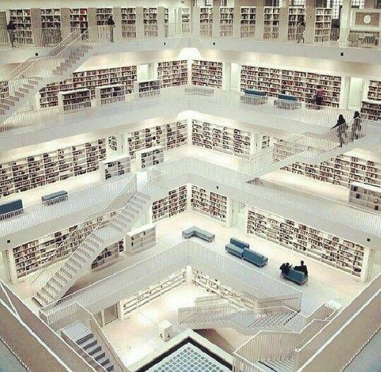 Biblioteca de Alemania.
