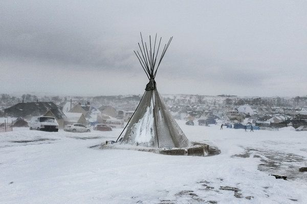The Youth Group That Launched a Movement at Standing Rock (via NY Times Magazine) (31 January 2017) Features the work of youth who originally came together to help rescue other youth from suicide and other challenges and who became a leading force at Standing Rock, at Keystone, and in the fight to protect the environment and Native rights.
