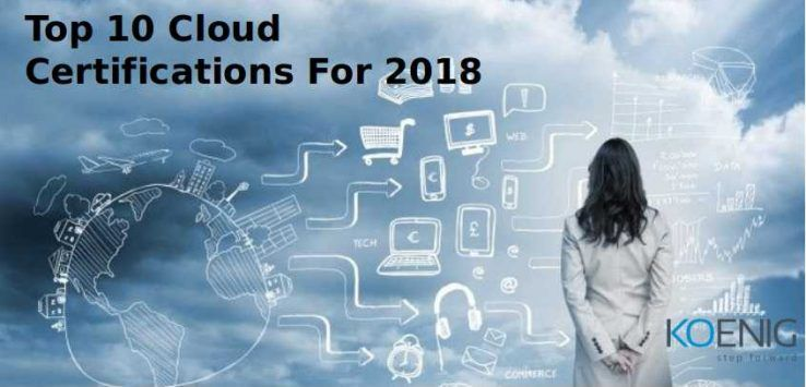 Learn all about the top cloud IT certifications are in demand in ...
