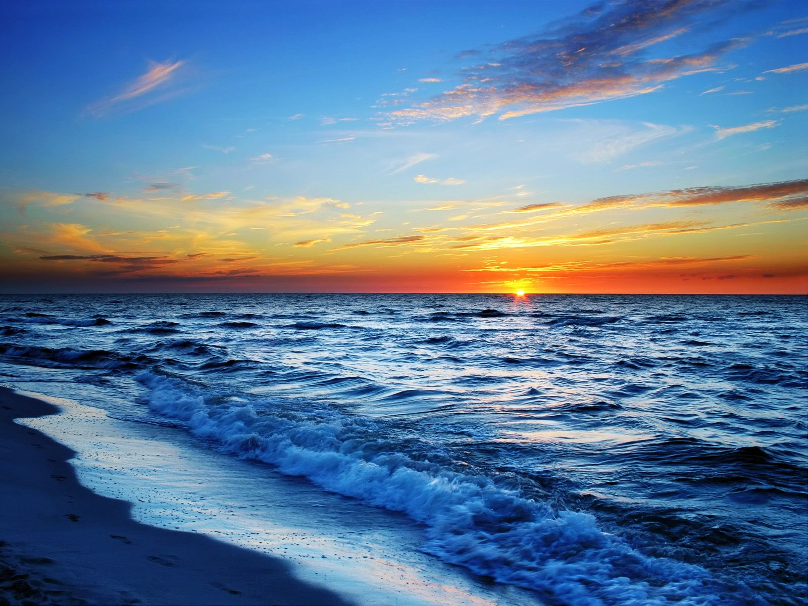 Most Beautiful Beaches In The World Sunset HD Wallpapers