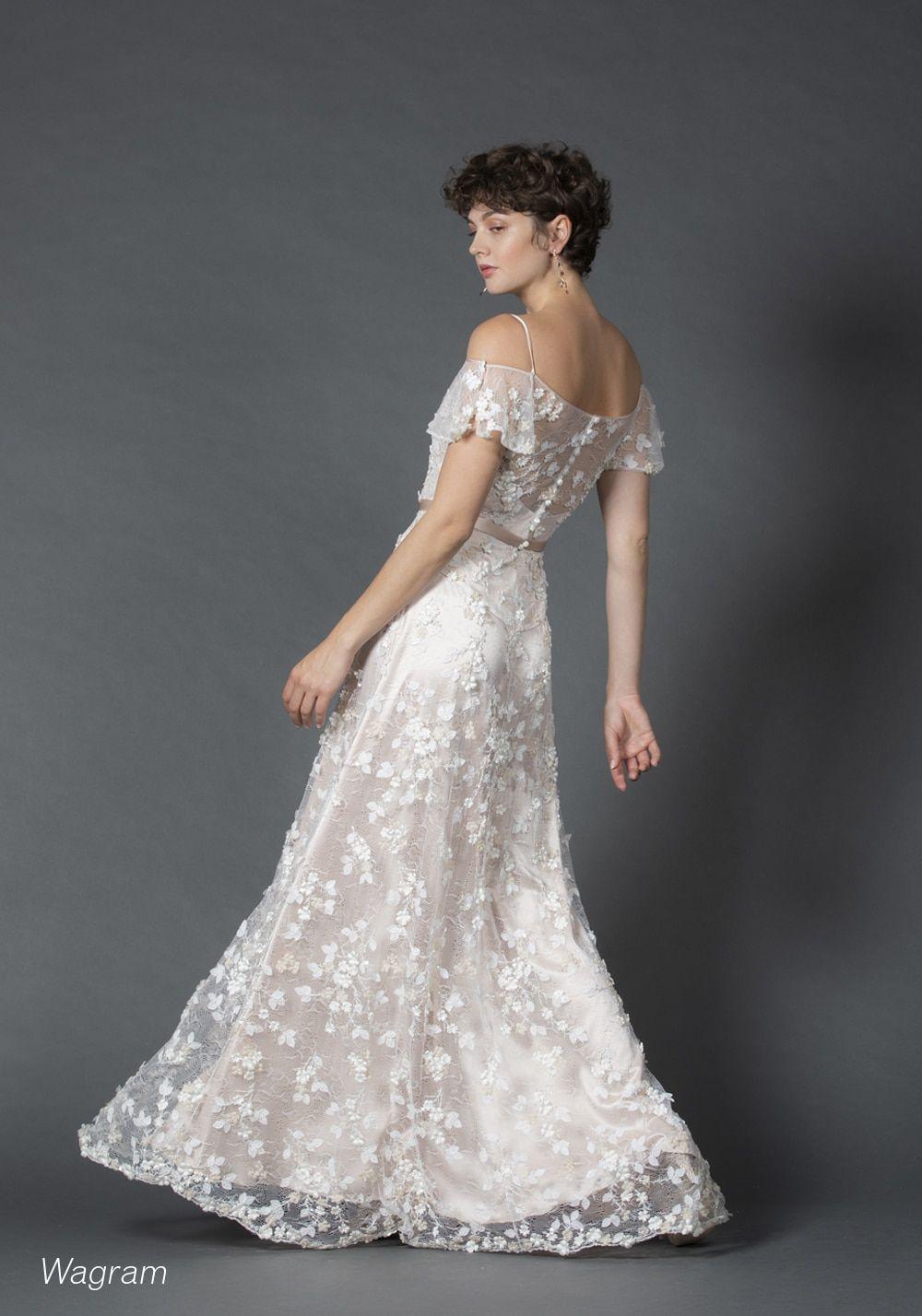 créateur de robe de mariée sur mesure paris collection 2019 mariage haute couture broderie ...