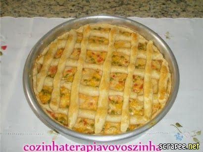 Cozinhaterapia Vovoszinha: Torta cremosa de palmito