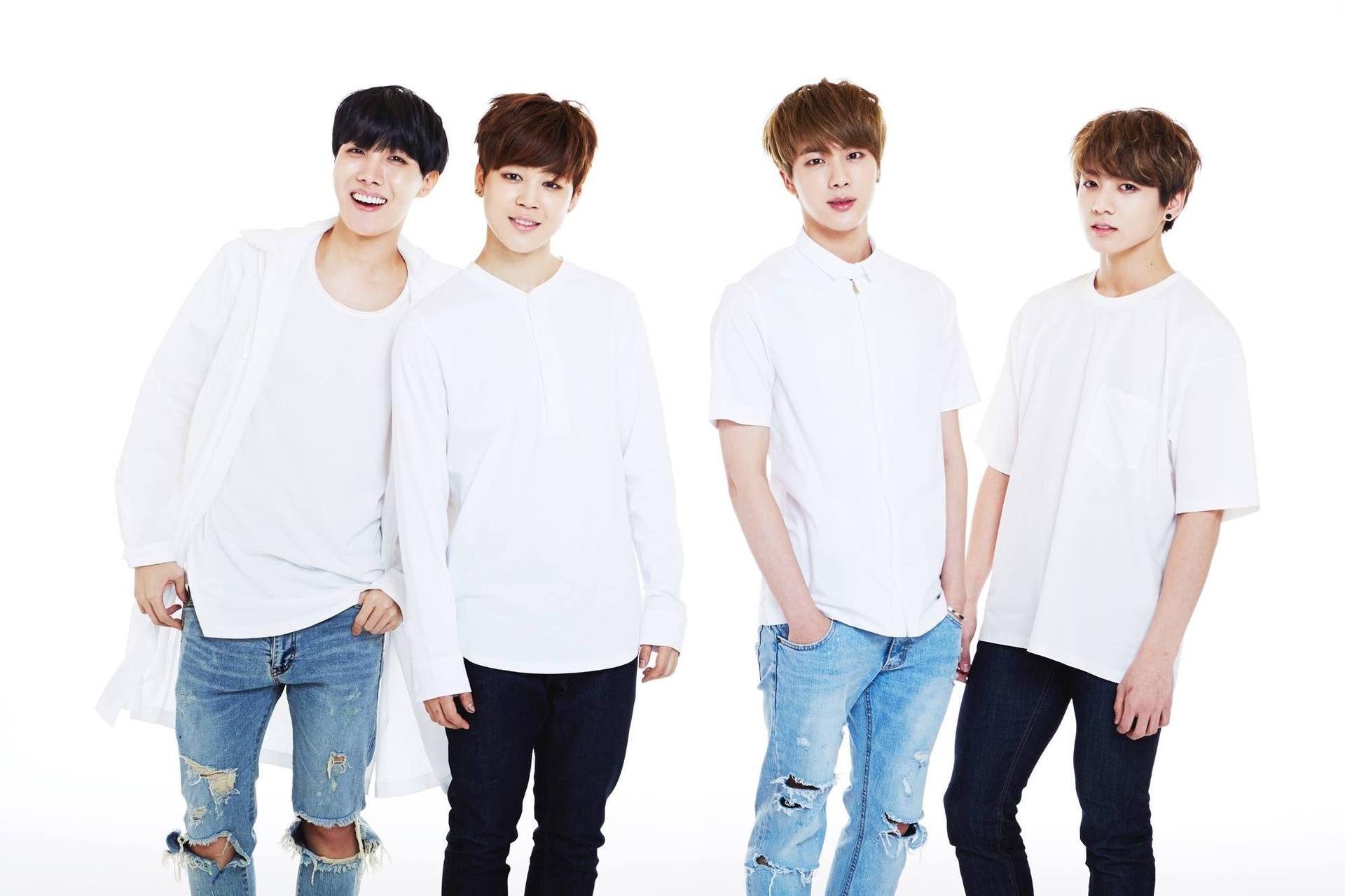 BTS Jin Kim Seokjin J Hope Jung Hoseok Park Jimin &