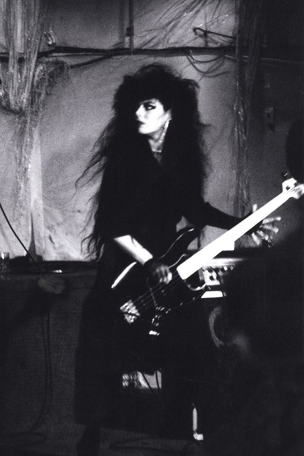 Patricia Morrison - Sisters of Mercy