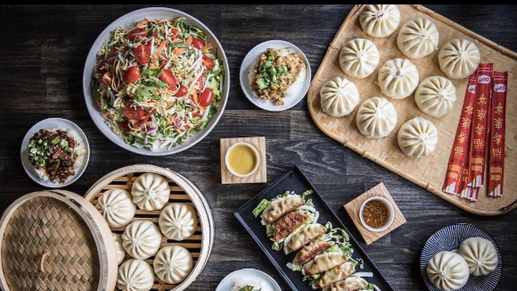 A new alldelivery chinese restaurant brings baos and
