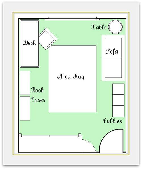 Toddler Bedroom Floor Plan Gurus