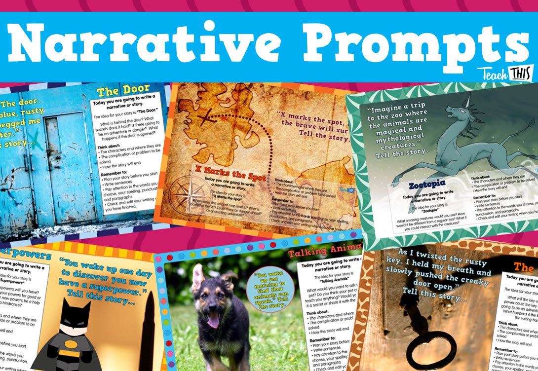 prompts for narrative essays Writing a personal narrative simply means writing a story, resembling to an  the  narrative essay makes a point, which is usually pointed out, in the opening.