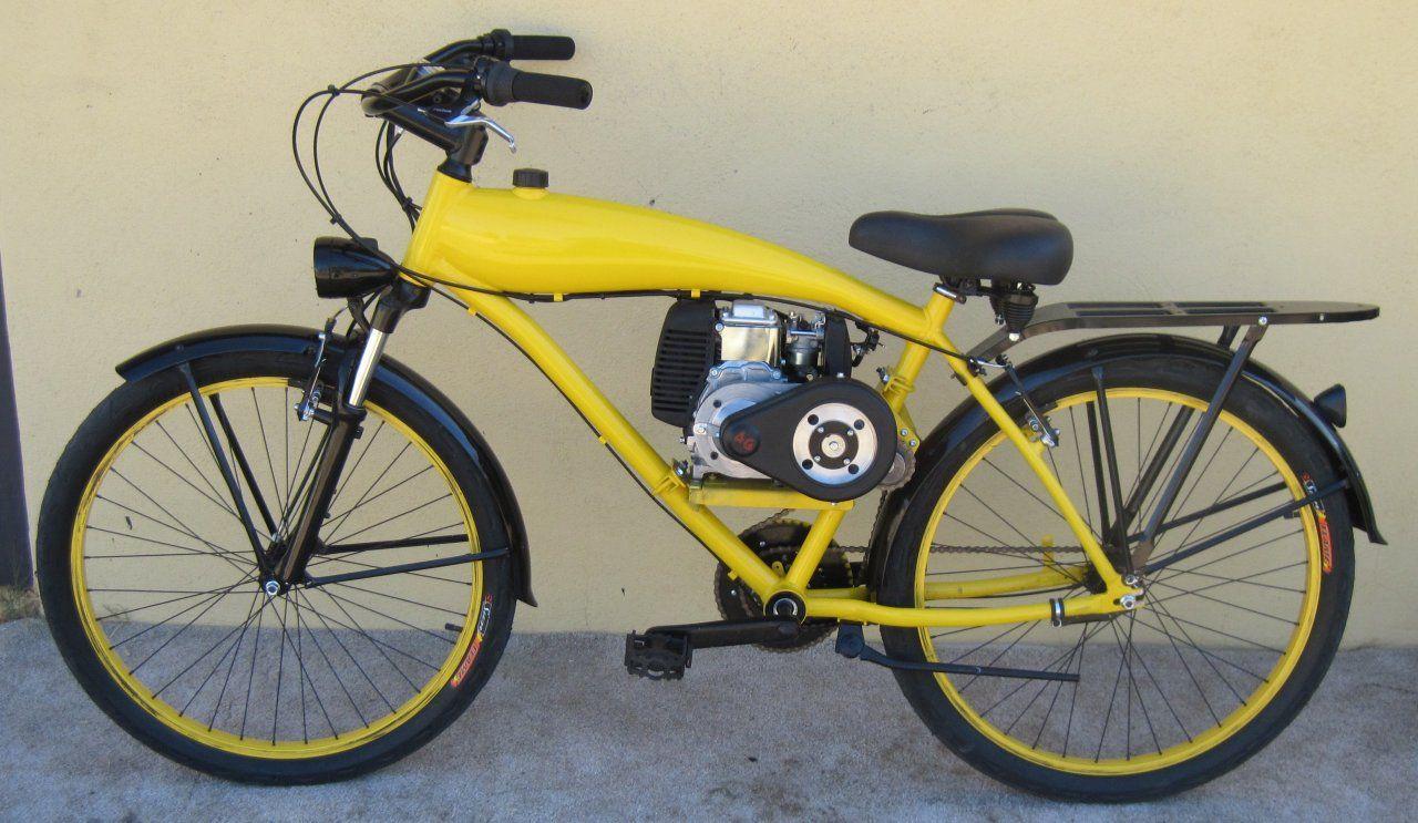 Kc s kruisers motorized bike forum kc s gt2a s 4 stroke